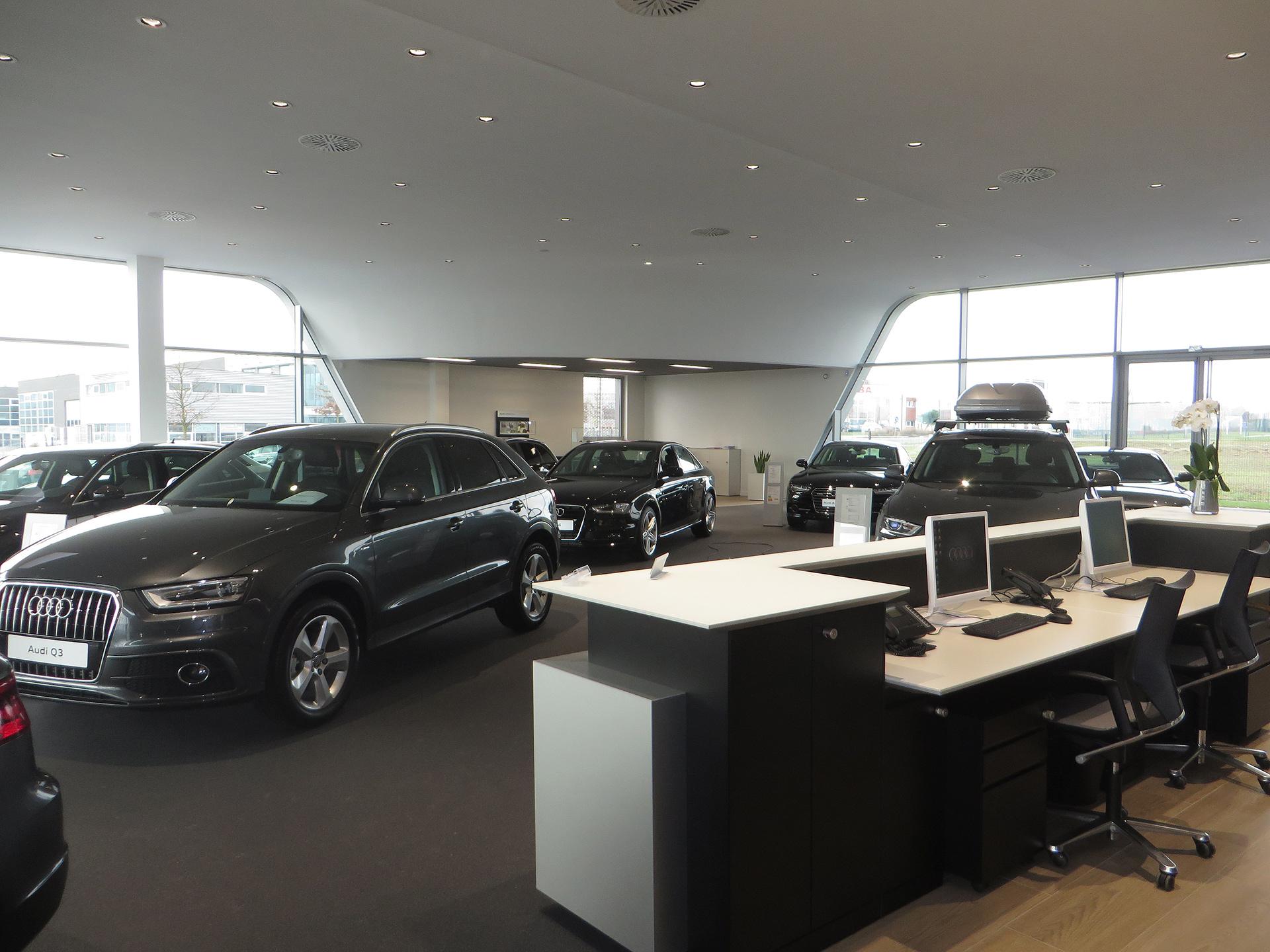 Audi Beauvais