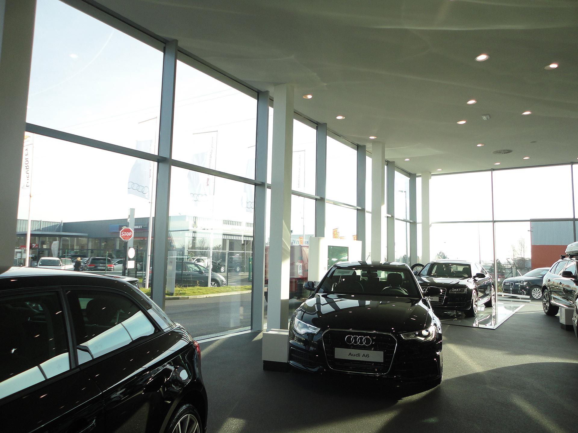 Audi Jaux