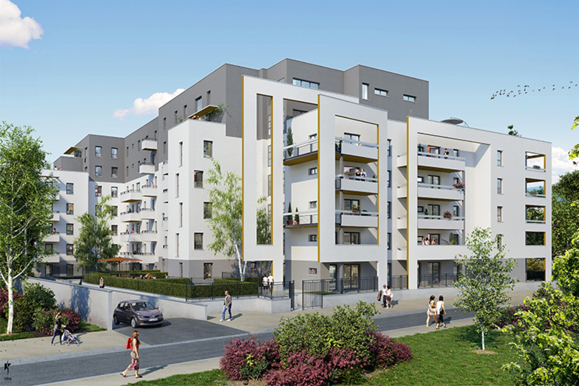 Bouygues Immobilier - Villa Tassigny