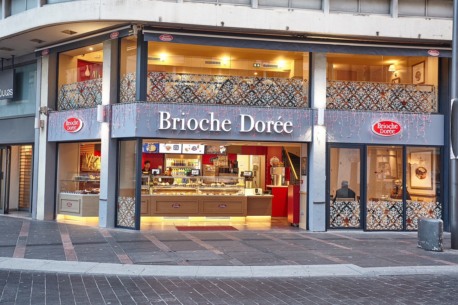 Brioche Dorée - Toulouse