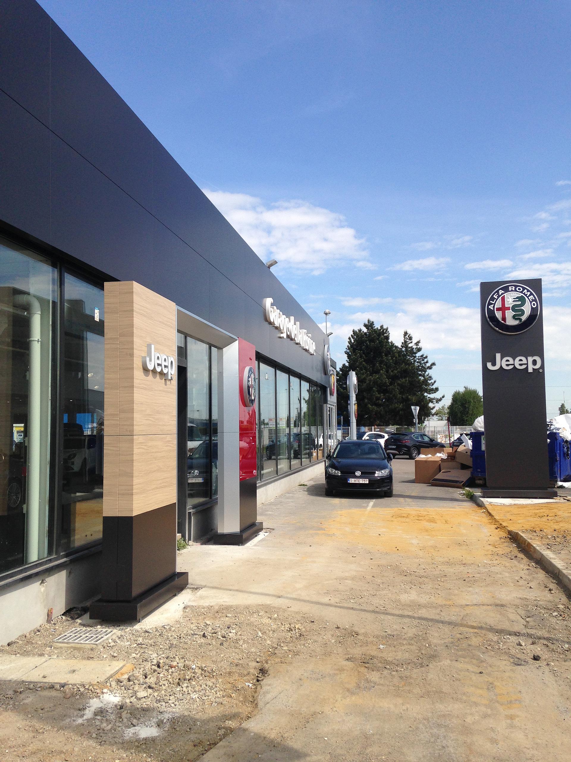 Fiat Alfa Jeep Beauvais