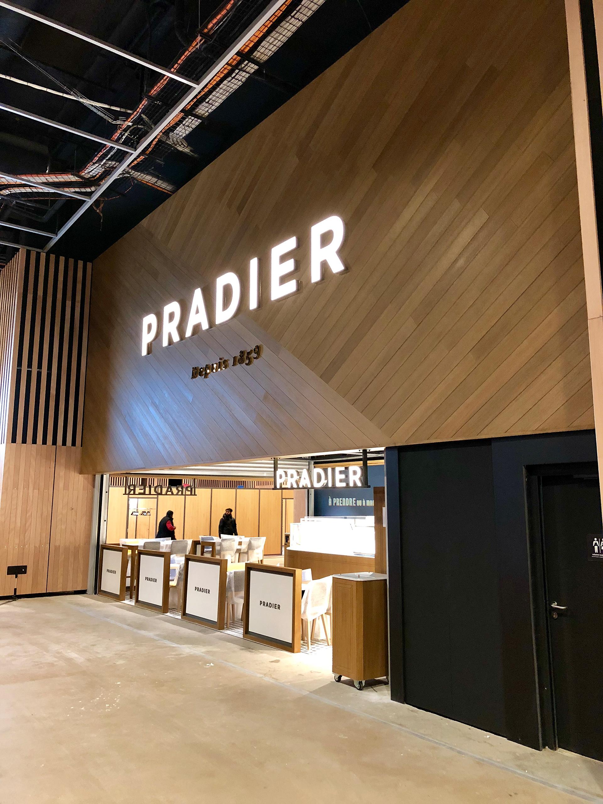 Pradier Paris Parc Expo Porte de Versailles