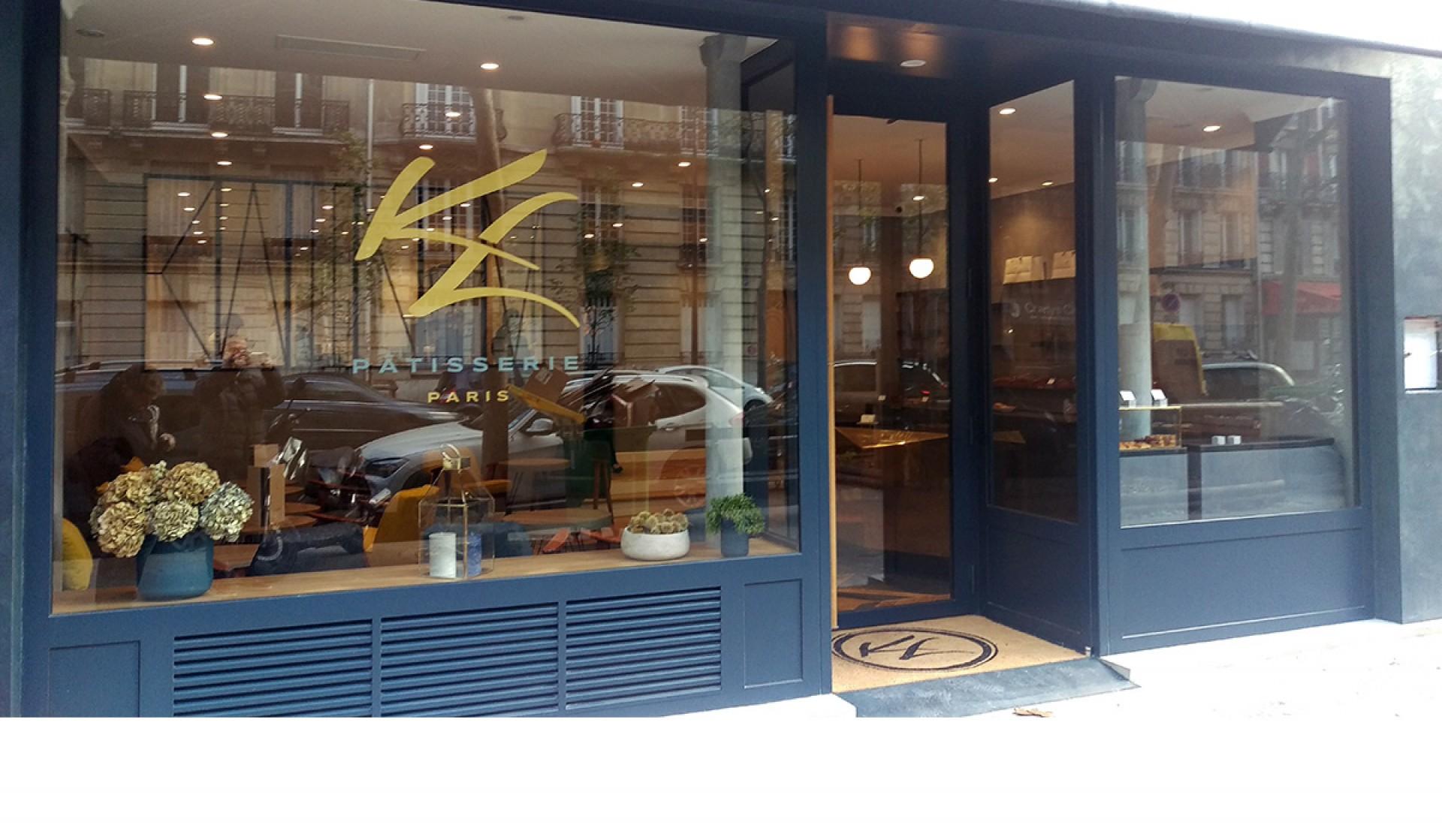 Patisserie Lacote Paris avenue de Villiers