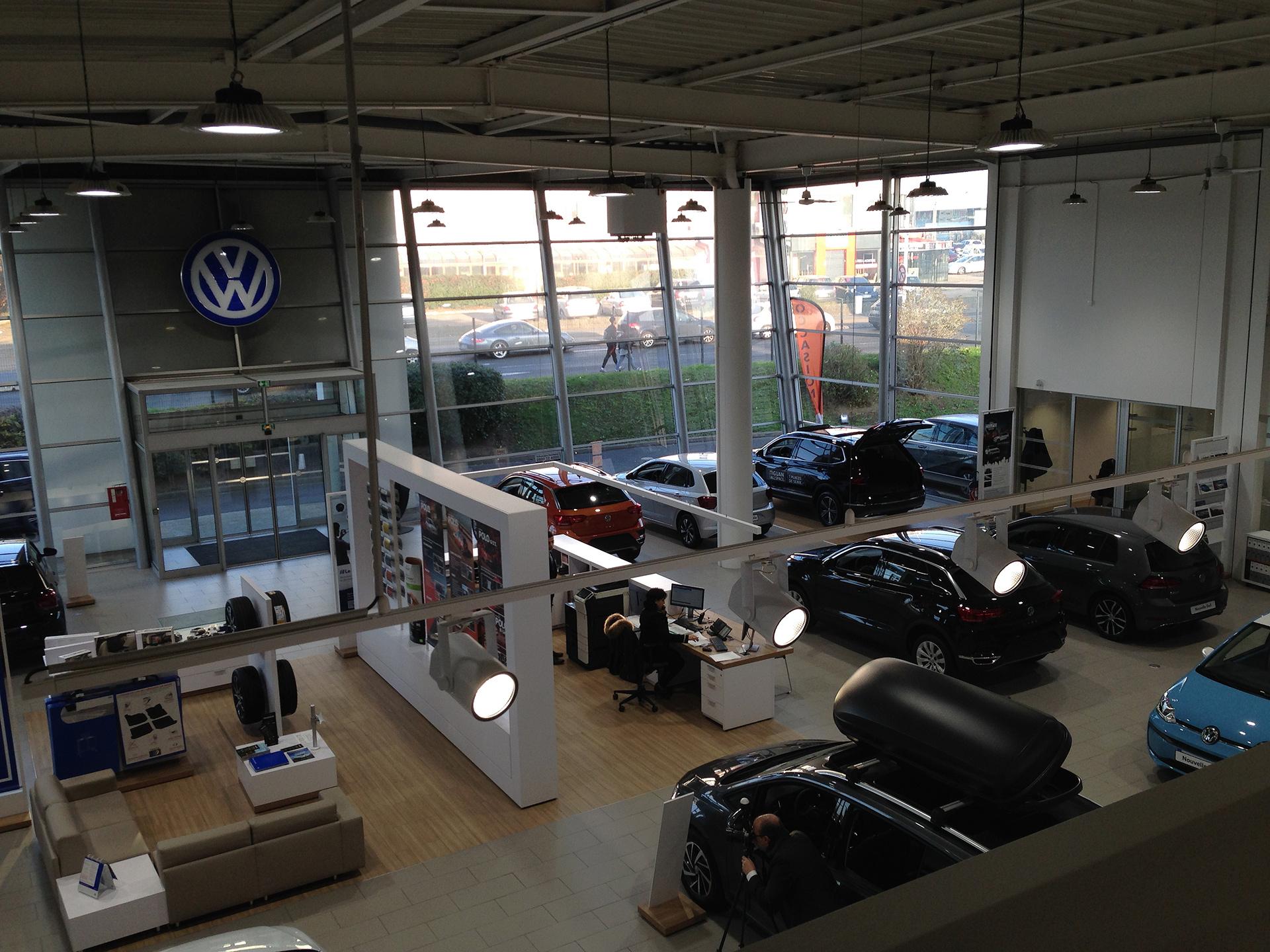 Volkswagen Garges les Gonesse