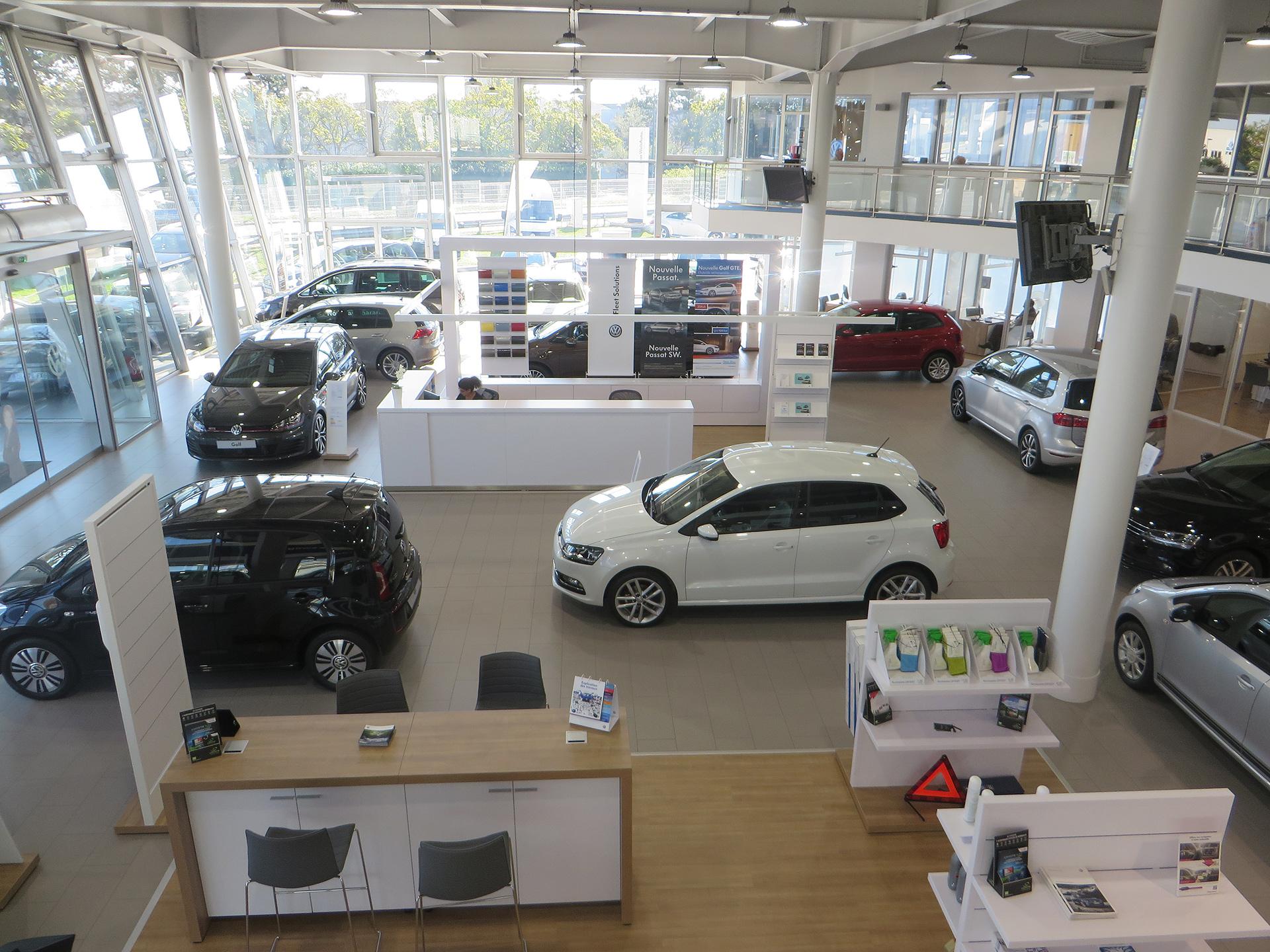 Volkswagen Saint Ouen l Aumone